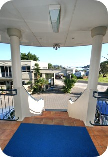 Breakers Motel Executive suite Whangamata